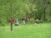 Wells Fargo volunteers April 2011